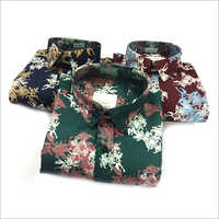 Mens Digittal Printed Shirt