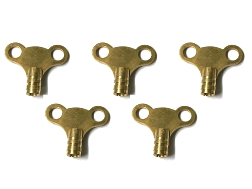 Brass M5 pin key