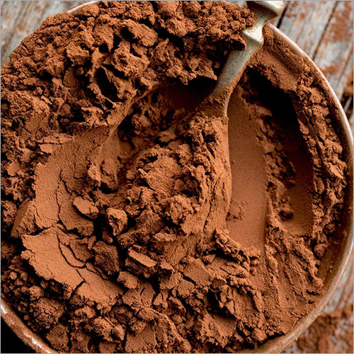Brown Chocolate Powder