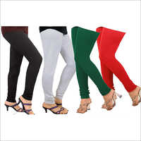 Ladies Cotton Churidar Legging