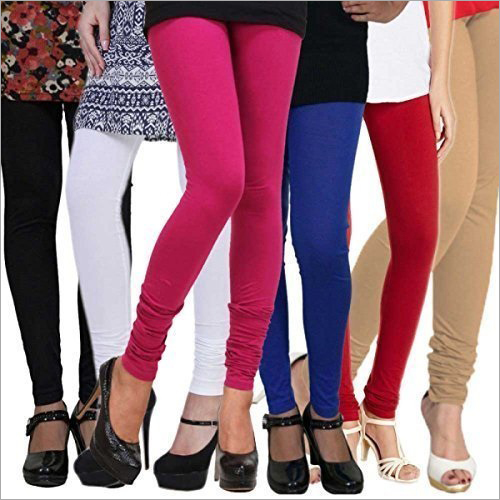 Different Color Available Ladies Churidar Legging