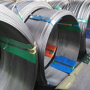 904L Stainless Steel Coiled Tubes