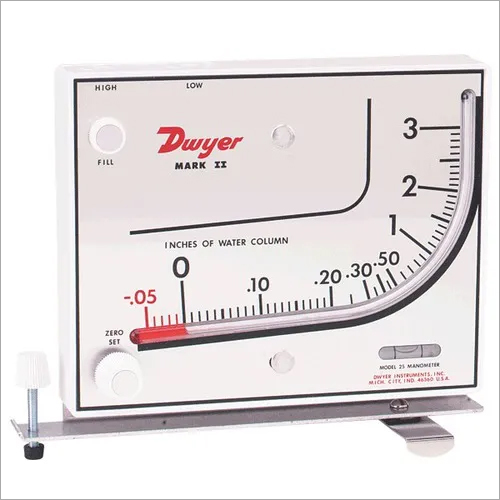 Dwyer USA Mark II Plastic Manometer Wholesaler