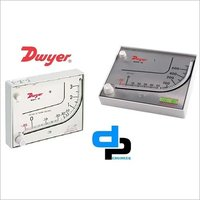 Dwyer Mark II Model 40-250PA Manometer Range 10-0-250 Pa
