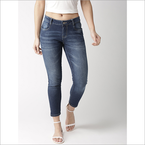 Ladies Ankle Jeans