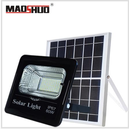 60W SOLAR FLOOD LAMP SOLAR GARDEN LAMP SOLAR OUTDOOR LAMP SOLAR LIGHTING