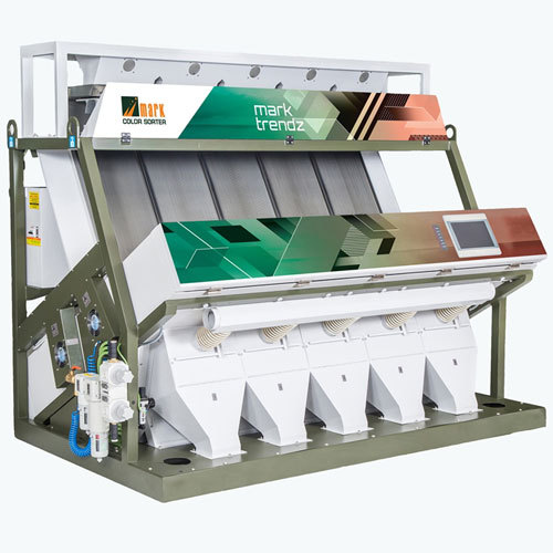 Mark trendz 5 chute Rice Color Sorting Machine