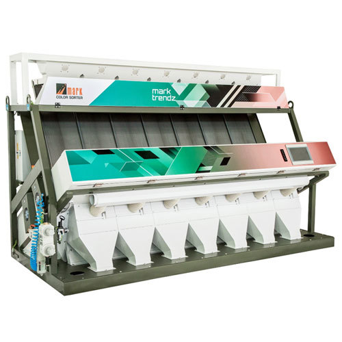 Mark rendz 7 chute Rice Color Sorting Machine