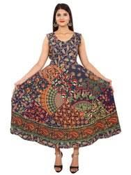 Jaipuri One Piece Dress