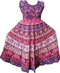 Jaipuri One Piece Dress