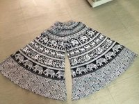 Cotton Skirts Palazzos