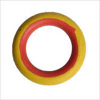 Medium Rubber Ring for Dogs