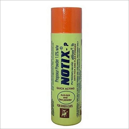 Anti Tick and Flea Powder