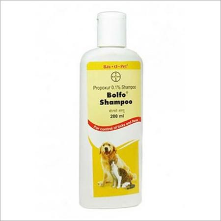 Anti Tick and Flea Shampoo for Pets