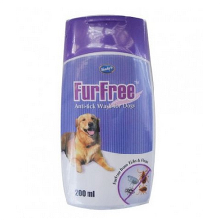 Anti Tick and Flea Shampoo for Dogs