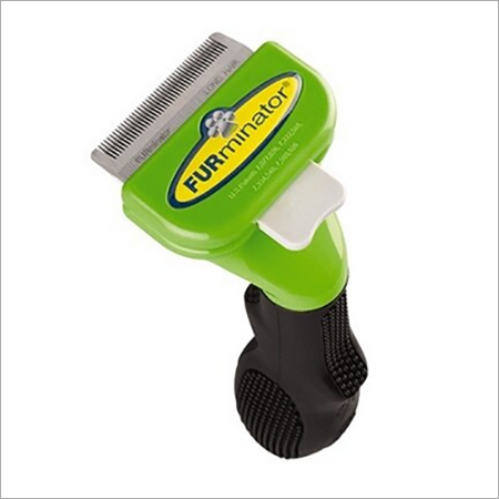 Undercoat deShedding Tool for Long Hair Small Dog