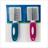 Dog Double Sided Comb