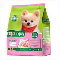 Puppy Chicken Flavored Food