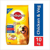 Pedigree Adullt Chicken & Veg 10 Kg