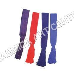 Unisex Military Woolen Sash
