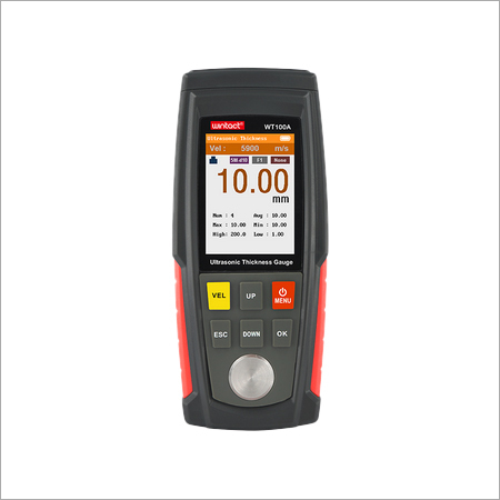 WT130A Ultrasonic Thickness Gauge