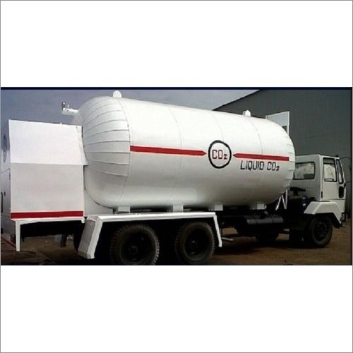 CO2 Road Tanker