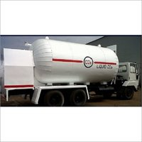 CO2 Road Tanker