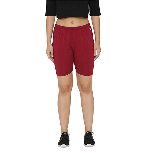 N-Gal Lycra Womens Thigh Length Cycling Short