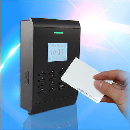 RFID Card Based Access Control System