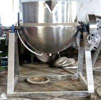 Hemispherical Tilting Pan
