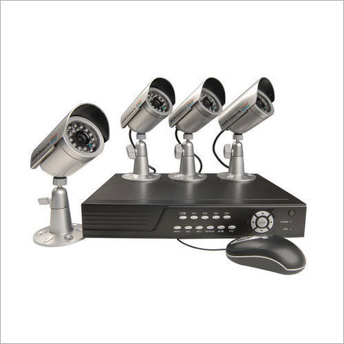 HD Security Camera Installation