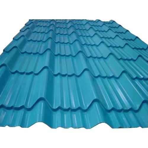 Color Coated Tile Roofing Sheet