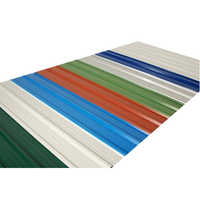 Jsw Colour Coated Roofing Sheets