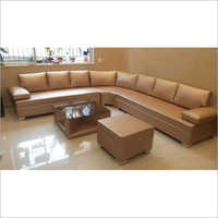 8 Seater L Shape Sofa Set