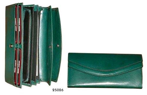 Ladies Green Purse Wallets