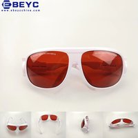 Red /Green Absorption Laser Protective Glasses