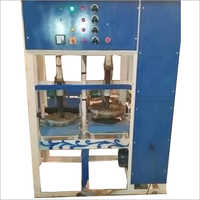 Fully Automatic Double Die Thali Making Machine
