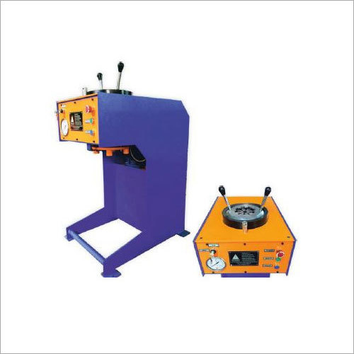 Industrial Vertical Hose Crimping Machine