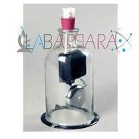Bell Jar stoppered (Soda Glass)