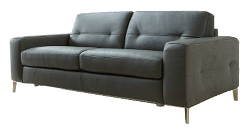 Reception Two Seater Cushion Fabric Sofa