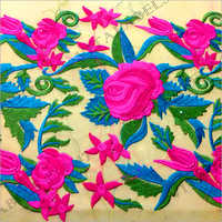 Shawl Embroidery