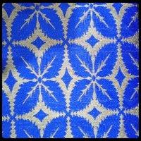 colored Jacquard Fabric