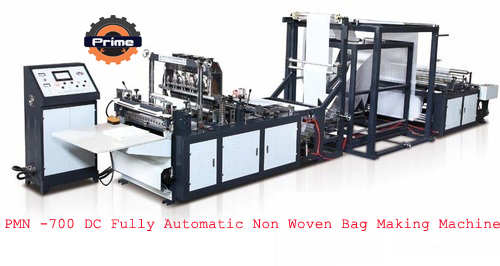 Fullly Automatic Non-Woven Bag Making Machine