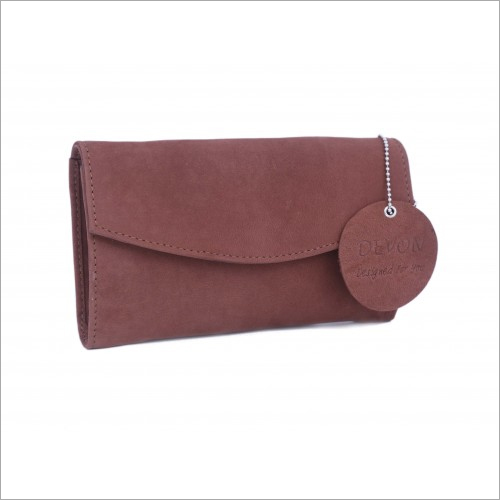 Ladies Flap Closure Wallet