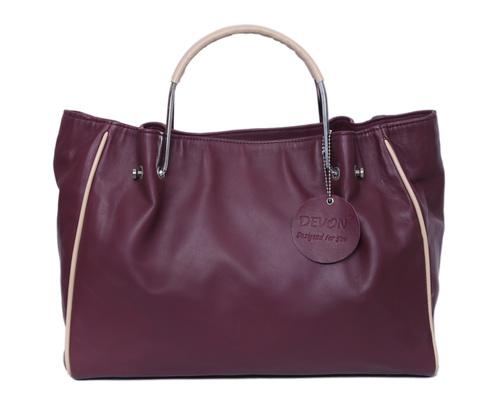 Ladies Top Handle Handbag