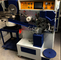 Auto-rewinding machine