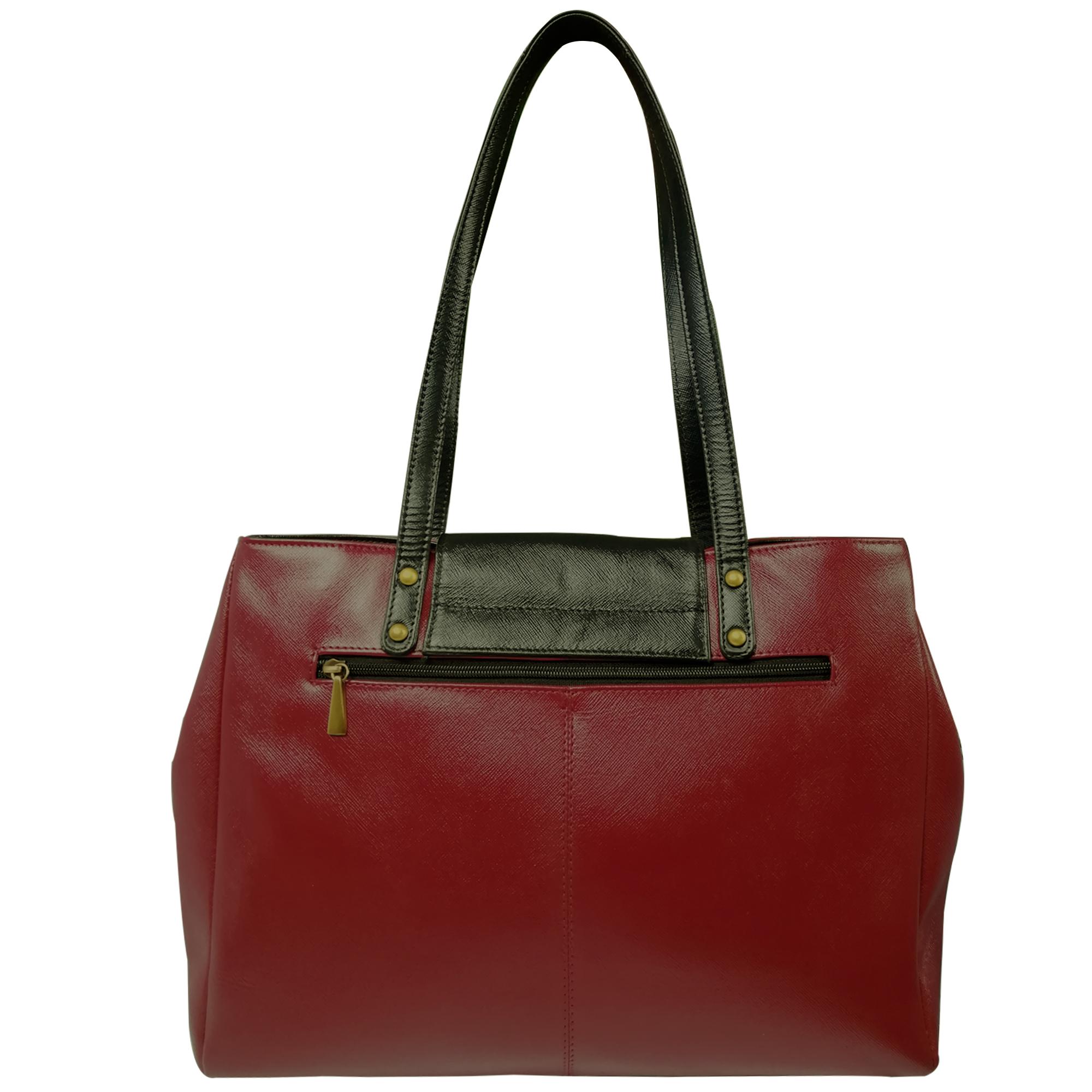 Women Leather Shoulder Bag