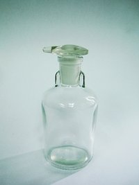Dropping Bottles T.K Pattern (Soda Glass)