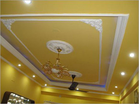 Interior Decorative False Ceiling Services
