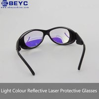 Light Color Reflective Laser Protective Glasses
